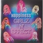 Happiness CD+DVD/ GIRLZ N' EFFECT 16/10/12発売