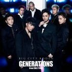 GENERATIONS from EXILE TRIBE CD+DVD/BIG CITY RODEO 17/10/25発売