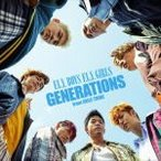 ポスタープレゼント(希望者)GENERATIONS from EXILE TRIBE CD/F.L.Y. BOYS F.L.Y. GIRLS 18/6/13発売