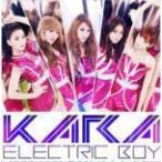 KARA CD[エレクトリックボーイ]12/10/17発売 初回限定盤C(取寄せ) ボーナストラック収録 トレカ外付