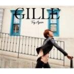 GILLE CD/Try Again 通常盤 13/1/30発売 オリコン加盟店