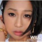 ■青山テルマ CD【WILL】11/6/15発売 ■初回限定盤★ポスタープレゼント[希望者・送料¥280別途加算]