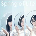 Perfume CD [Spring of Life] 12/4/11発売 通常盤