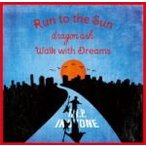 Dragon Ash(ドラゴンアッシュ) CD+DVD[Run to the Sun / Walk with Dreams]12/9/19発売