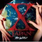 通常盤 X JAPAN 2CD/THE WORLD〜X JAPAN 初の全世界ベスト〜 14/6/17発売