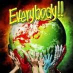WANIMA CD/Everybody!! 18/1/17発売 オリコン加盟店