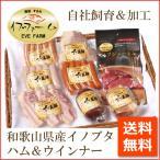 猪豚肉100%使用 イブの恵みハム・ソーセージギフトセットD 5,000円 送料無料 冷蔵発送 お歳暮