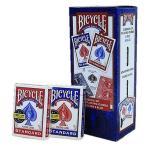BICYCLE  バイスクル トランプ 1ダース(12個)セット バイシクル BICYCLEライダーパックポーカーサイズ (手品) (マジック) (マジ