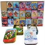 ディズニー パズル 20個 セット ジグソーパズル 20種類 缶入り /プリンセス/モアナ/カーズ/アナ雪/トイストーリー