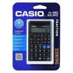 【 Casio カシオ 】 関数電卓 Casio fx-260 SOLAR II  分数と科学の電卓  文具/計算機/オフィス用品/ソーラー