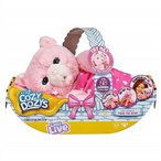 【Little Live Pets 】リトルライブペット コージードージー ピンク ベア Cozy Dozy Pinki The Bear おもちゃ/プレゼント/お誕生日/クリスマス/くま/ぬいぐるみ