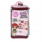 【L.O.L. Surprise 】LOL サプライズ スタイル スーツケース チェリー  Style Suitcase Interactive Surprise - Cherry  /おもちゃ/人形/女の子用/プレゼント/