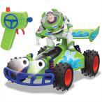 【トイストーリー4】 ラジオコントロール RC ターボ バギー バズ・ライトイヤー Toy Story 4 RC TURBO CRASH BUGGY Buzz Lightyear 1_18 ラジコン/プレゼント/