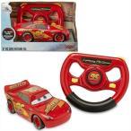 【CARS/カーズ】 USディズニーストア公式 ライトニングマックイーン RCカー/ラジコン Lightning McQueen Remote Control Vehicle-Cars /プレゼント/お誕生日