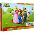 スーパーマリオ アドベントカレンダー SUPER MARIO Nintendo  Advent Calendar フィギュア/ゲーム/キャラクター/プレゼント/クリスマス/カウントダウン