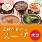 大分県の素材を食べるスープ 5食セット Soup Kitchen Oita お取り寄せ ギフト 贈答品 ご進物 送料無料