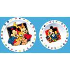 ディズニー ミッキーマウス プレート&ボールセット