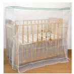 ヤトミ ベビー蚊帳 カヤ ベビーベッド用 《※ベッドは商品に含まれていません》