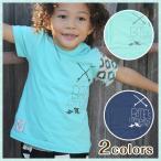 赤ちゃん ベビー服 Tシャツ 半袖 『バイツカンパニーTシャツ』 メール便送料無料 子ども服