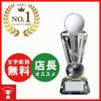 ホールインワン記念 BW2613C:ホールインワンの記念ボールを飾れる お祝い用の記念品 ホールインワントロフィー