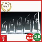 クリスタルブロンズ VT3130G:社内表彰・企業表彰・周年記念・コンテスト用に高級感あるガラス製トロフィー・クリスタルトロフィー