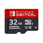 新品/送料無料 マイクロSDカード32GB for Nintendo Switch 任天堂スイッチ メモリー増設