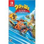 新品/送料無料 クラッシュ・バンディクーレーシング ブッとびニトロ! Nintendo Switch 任天堂ソフト ニンテンドースイッチ