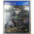 中古 モンスターハンター:ワールド - PS4 PlayStation 4