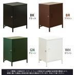 DELIO宅配ボックス大容量1ドア BK/WH JAC-50 ポスト 送料無料   内寸は幅49x奥行37.2x高53.5cmの大容量タイプ