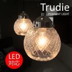 Trudie(トルディー) 照明器具 ペンダントライト 天井照明 おしゃれ モダン レトロ 北欧 LED対応