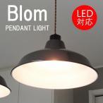ペンダントライト 北欧 おしゃれ 琺瑯 ホーロー 照明器具 照明 間接照明 天井照明 LED対応 Blom(ブローム)