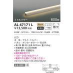 AL47171L ライトバー間接照明(600mm)  LED(電球色) コイズミ照明(SX)  照明器具