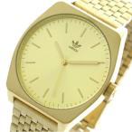 腕時計 アディダス ADIDAS 腕時計 メンズ レディース Z02-502 プロセス-M1 PROCESS-M1 CJ6337 クォーツ ゴールド(ご注文から3〜5日以内に出荷可能商品)