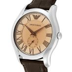 腕時計 エンポリオ アルマーニ EMPORIO ARMANI クオーツ メンズ 腕時計 AR1704 ブラウン(ご注文から3〜5日以内に出荷可能商品)