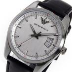 腕時計 エンポリオ アルマーニ EMPORIO ARMANI クオーツ メンズ 腕時計 AR6015 シルバー(ご注文から3〜5日以内に出荷可能商品)