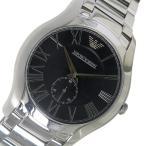 腕時計 エンポリオ アルマーニ EMPORIO ARMANI クオーツ メンズ 腕時計 AR11086 ブラック(ご注文から3〜5日以内に出荷可能商品)