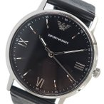腕時計 エンポリオアルマーニ EMPORIO ARMANI クオーツ メンズ 腕時計 AR11013 ブラック(ご注文から3〜5日以内に出荷可能商品)