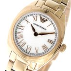 腕時計 エンポリオ アルマーニ EMPORIO ARMANI クオーツ レディース 腕時計 AR11038 シェル(ご注文から3〜5日以内に出荷可能商品)