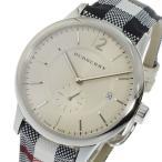 腕時計 バーバリー BURBERRY クオーツ メンズ 腕時計 BU10002 シルバー(ご注文から3〜5日以内に出荷可能商品)