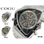 コグ COGU 流通限定モデル 自動巻 メンズ マルチカレンダー 腕時計 BTT-BK (ご注文から3〜5日以内に出荷可能商品)