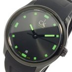 腕時計 カルバン クライン CALVIN KLEIN ビジブル クオーツ メンズ 腕時計 K2V214.DX(ご注文から3〜5日以内に出荷可能商品)