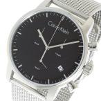 腕時計 カルバン クライン CALVIN KLEIN クオーツ メンズ 腕時計 K2G27121 ブラック(ご注文から3〜5日以内に出荷可能商品)