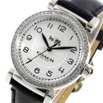 ショッピングコーチ コーチ COACH マディソン クオーツ レディース 腕時計 14502399 ホワイト(ご注文から3〜5日以内に出荷可能商品)