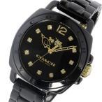 ショッピングコーチ コーチ COACH ボーイフレンド BOYFRIEND クオーツ レディース 腕時計 14502504 ブラック(ご注文から3〜5日以内に出荷可能商品)