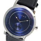 腕時計 クロス CROSS アロンゾ ALONZO メンズ 腕時計 CR8027-01 ネイビー 国内正規品(ご注文から3〜5日以内に出荷可能商品)