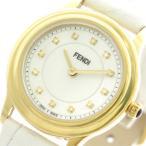 腕時計 フェンディ FENDI 腕時計 レディース F250424541D1 クラシコラウンド クォーツ ホワイトパール ホワイト(ご注文から3〜5日以内..