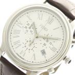 腕時計 フェンディ FENDI 腕時計 メンズ F253014021 クラシコクロノ クォーツ ホワイト ダークブラウン(ご注文から3〜5日以内に出荷可..