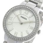腕時計 フォッシル FOSSIL クオーツ レディース 腕時計 ES3282 シルバー/シルバー(ご注文から3〜5日以内に出荷可能商品)