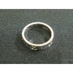 指輪  グッチ GUCCI リング/指輪 ホワイトゴールド 073230-09850-07 7号 (ご注文から3〜5日以内に出荷可能商品)