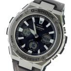 ショッピングShock 腕時計 カシオ CASIO Gショック G-SHOCK Gスチール G-STEEL クオーツ メンズ 腕時計 GST-S130L-1A ブラック(ご注文から3〜5日以内に出荷可能商品)